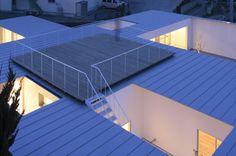 Photograph: Takashi Fujino. House of Seven Gardens / Ikimono Architects / 2012