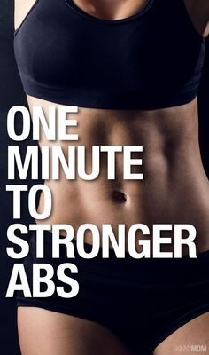 Get tight and toned abs with this on move!