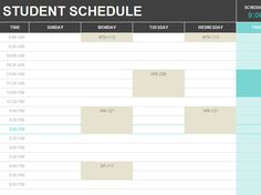 Assignment Planner Add Your Assignments And Due Dates To This