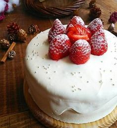市販のスポンジだってOKケーキを素敵に見せる生クリームデコレーションのコツ