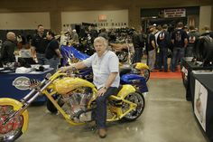 Donnie Smith at the 2012 Show