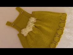 Örgü şık bebek elbisesi - YouTube Crochet Top, Children, Baby, Youtube, Tops, Women, Fashion, Chop Saw, Tejidos
