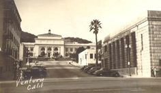 Ventura County Courthouse - U.S. National Register of Historic Places #71000211, California Historical Landmark #847 at 501 Poli St., Ventura, California