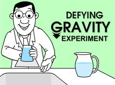 Defying Gravity Experiment