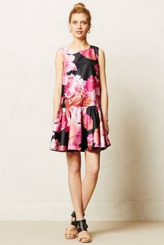 Wear this floral number to weekend brunch.
