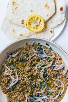 Crushed Puy Lentils with Tahini and Cumin – Veganized