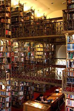 La hermosa Biblioteca de la Universidad de Cornell