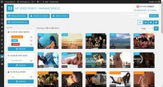 Wordpress Video Robot Plugin - Download plugin here : http://codecanyon.net/item/wordpress-video-robot-plugin/8619739?ref=pxcr