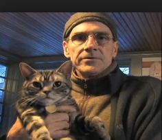 James Taylor and friend