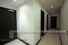 Interior Design Hallway - Que Residence Interior Design Philippines, Bathroom Lighting, Mirror, Furniture, Home Decor, Bathroom Light Fittings, Bathroom Vanity Lighting, Decoration Home, Room Decor
