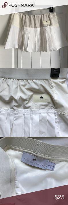 Adidas by Stella McCartney tennis golf skirt Like new Adidas by Stella McCartney Skirts Mini