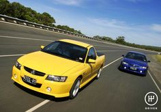2006 Holden VZ Ute SS Fast Cars, Cool Cars, Dream Cars, Vehicles, Pictures, Cars, Photos, Rolling Stock, Photo Illustration