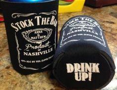 Jack Daniels Stock the Bar Koozie