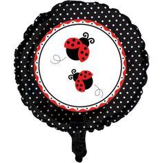 "Ladybug 18"" Foil Balloon £2.99"