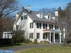 OldHouses.com - 1790 Colonial - Magnificent Historic Home in Moorestown, New Jersey