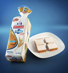 BIMBO + on Behance