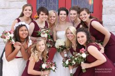 Affordable Maryland Wedding Photography by Summer Kelley.