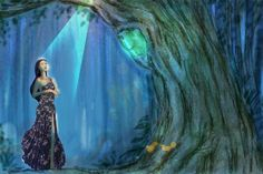 Once Upon A Dream - Harrods #Disney #Christmas Windows Sketch