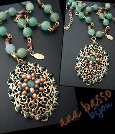 64e3abb22523  necklace  goldplated  jewelry  collar  chapadeoro  perlas  largo   arboldelavida