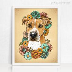 Custom Single-Pet Portrait