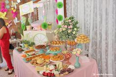 Candy-Shop-Wonderland-Birthday-Food-Table