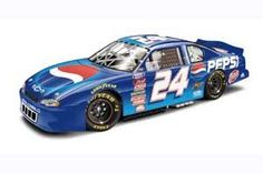 pepsi collectibles | Jeff Gordon NASCAR diecast collectible cars - South Philly Diecast
