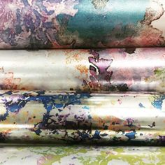 Luxury Wallcoverings and Print Design British Countryside, Foil Paper, Layers Design, Floral Watercolor, Watercolour, Natural Life, Surface Pattern, Paint Brushes, Print Design