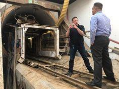 Илон Маск может в Октябре начать прокладку тестового тоннеля в сторону аэропорта LAX http://bit.ly/2fgv280  #TheBoringCompany #ElonMusk