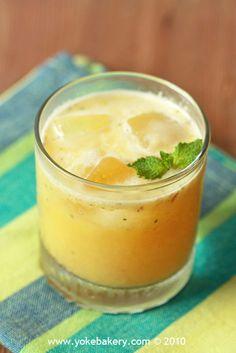 pineapple ginger punch