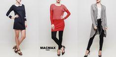 #MACMAX #STYLE #COLLECTION #DRESS #ROCK #CHIC #WOMEN #FASHION #PARIS #DESIGN