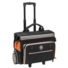 Klein Tools Tradesman Pro Organizer Rolling Tool Bag