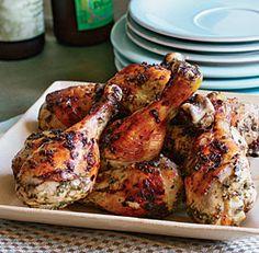 JERK CHICKEN DRUMSTICKS *Broiler.  http://www.finecooking.com/recipes/jerk-chicken-drumsticks.aspx