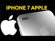 iPhone 7  características, especificaciones con iOS 10 de Apple en español concept 3d - YouTube