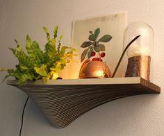 Genius, a beautiful type of shelf