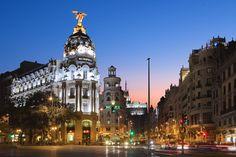 Madrid – eine Stadt voller Kontraste