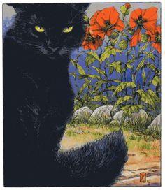 "carga-de-agua: ""Michael Zulli - Illustration from Creatures of the Night. American artist. """