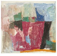 Philip Guston - Mercator (1958)