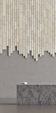 baux.se modular recyclable acoustic wall panels made of wood wool, cement, and water