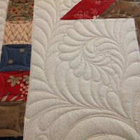 Creative Longarm Quilting by Karen Marchetti: Long overdue... http://creativelongarmquilting.blogspot.com/2013/12/long-overdue.html