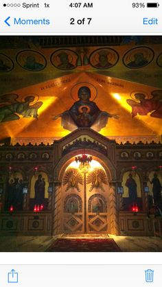 Archangel Michael Greek Orthodox Church ...Campbell Ohio ....beautiful beautiful beautiful