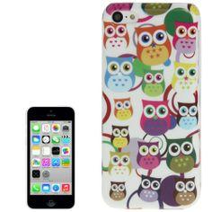 iPhone 5C case / hoesje, uilen / owls. Iphone 5c Cases, Owls, Owl