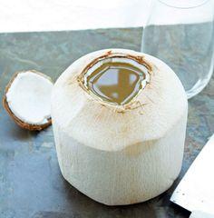 Virtù dell'acqua di cocco - Parliamo di Cucina