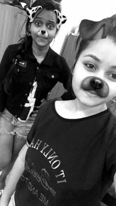 #besties#bff_goals#love#goals#black&white#snapie