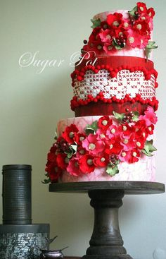 "EDITOR'S CHOICE (09/11/2014) Art is an effort to create, beside the real world, a more humane world."" – Andre Maurois by Priya Maclure View details here: https://cakesdecor.com/cakes/155885-art-is-an-effort-to-create-beside-the-real-world-a-more-humane-world-andre-maurois"