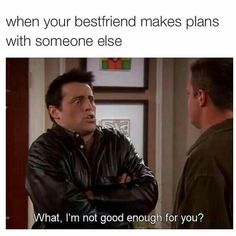 These friendship memes will be related to you so we suggest you to tag your mates and share these memes with your friends to make them feel special. Here are 24 Relatable Memes best friends Funny Best Friend Memes, Crazy Funny Memes, Really Funny Memes, Funny Relatable Memes, Funny Jokes, Bff Quotes Funny, True Quotes, Quotes Quotes, Memes Humor