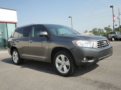 Vehicle Spotlight, 2010 Toyota Highlander Limited: North Georgia Toyota Blog
