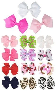 Free Hairbows Instructions