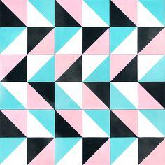 STOCK Online Boetiek | Cementegels | MOSAIC factory Pastel, Tiles Online, Mosaic Tiles, Stone, Kitchen, Patterns, Encaustic Tile, Tiling, Tiles