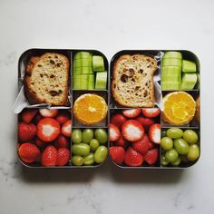 Katie from makes the most beautiful lunches! We love waking up to see what she creates every morning. We are loving sharing your photos every Sunday. Make sure to tag us and use so we can feature you next! Healthy Packed Lunches, Healthy School Lunches, Prepped Lunches, Lunch Snacks, Healthy Snacks, Lunch Recipes, Healthy Recipes, Healthy Eating, Lunch Kids