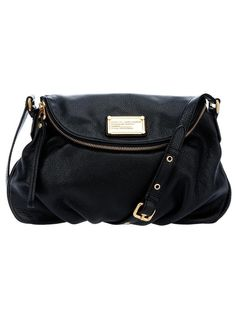 MARC BY MARC JACOBS leather shoulder...